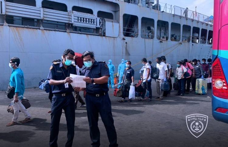490 foreigners repatriated: Immigration
