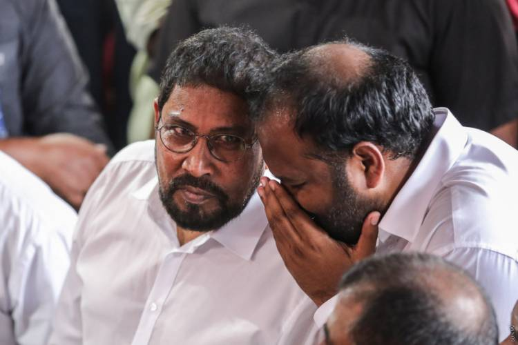 JP moves to dismiss Ali Waheed from leadership