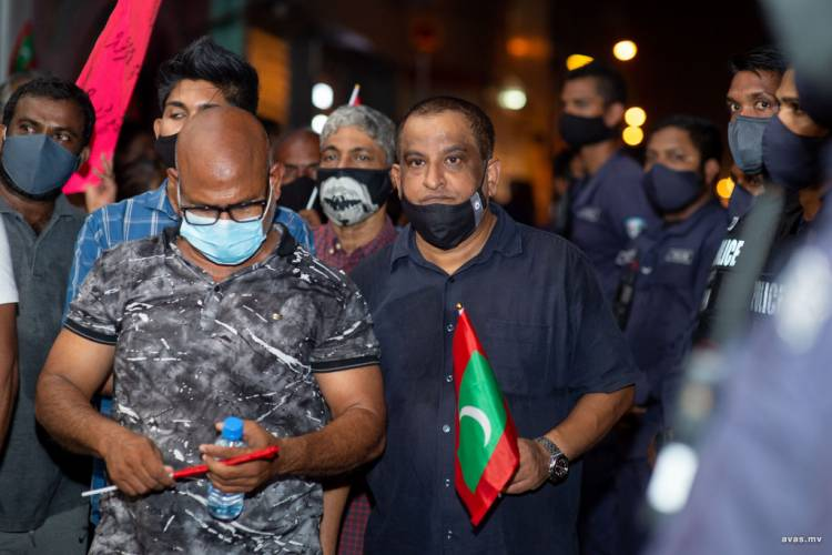 Key opposition members summoned for questioning over rally