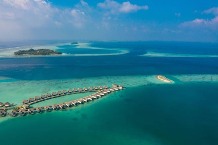 The great escape: Going maskless in the Maldives