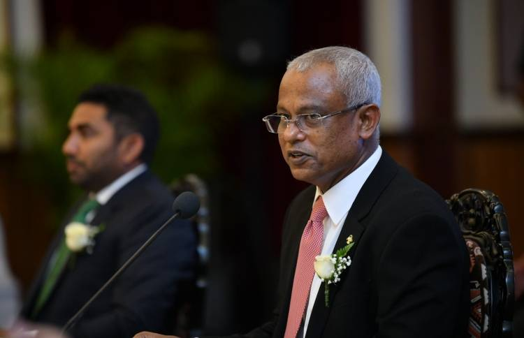 President Solih Vows To Provide Quality, Accessible Healthcare To Citizens