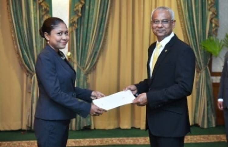 Thulhaadhoo MP Hisaan Hussain appointed as JSC member