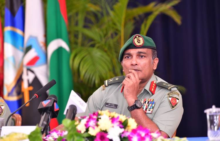 No Chinese military presence in Maldives: Shamaal