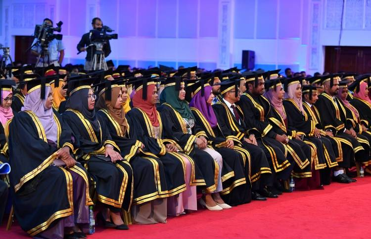 Saudi University opens scholarships for Maldivian students