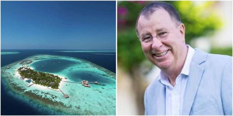 Seasoned Hotelier Noel Cameron Takes Helm as Huvafen Fushi's New General Manager