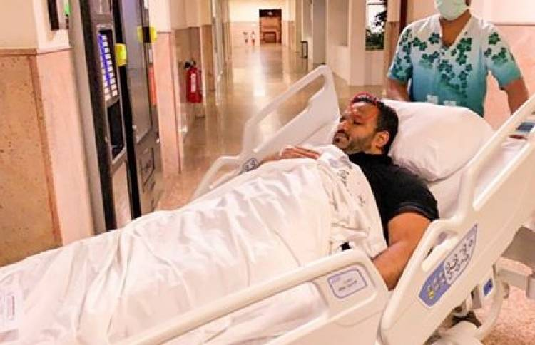 Ex- VP Adeeb under observation in good health: Corrections