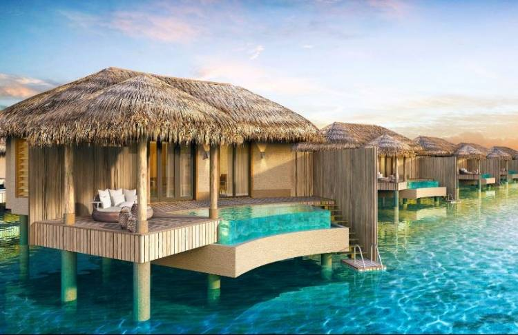 InterContinental Maldives Maamunagau opens doors to first guests