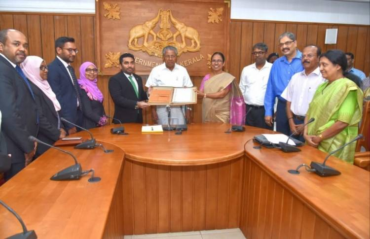 'Cancer Care Beyond Borders', India, Maldives signs MoU