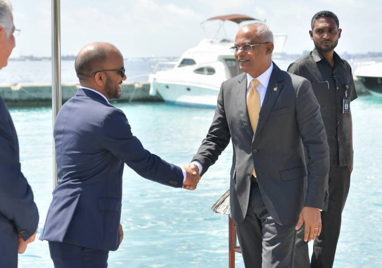 President establishes 'Tradenet Maldives Corporation Limited'