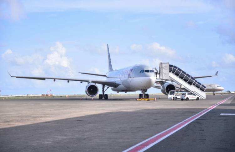 Qatar Airways to operate a flight to rescue stranded tourists in Maldives on April 21