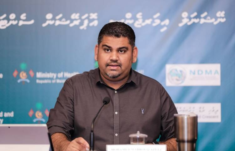 State expenditure on COVID-19 response hits MVR 560 million