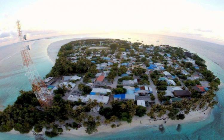 Positive virus cases include two from Thulusdhoo