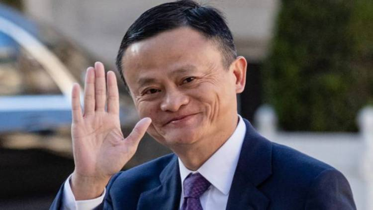 Flight carrying Jack Ma's emergency supplies 'on the way'