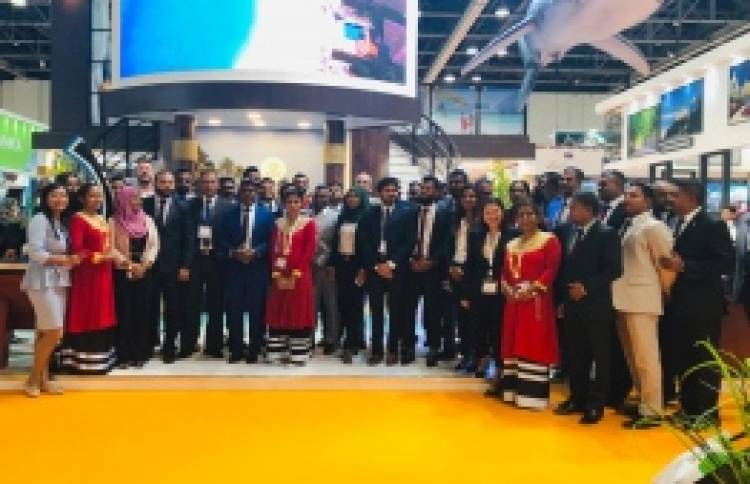 Maldives promotes tourism in Arabian Travel Market