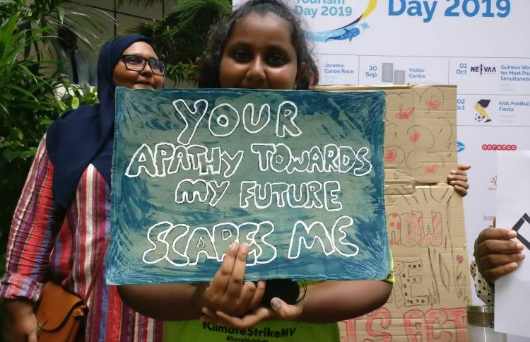 Save Maldives calls for end to all environmentally destructive projects