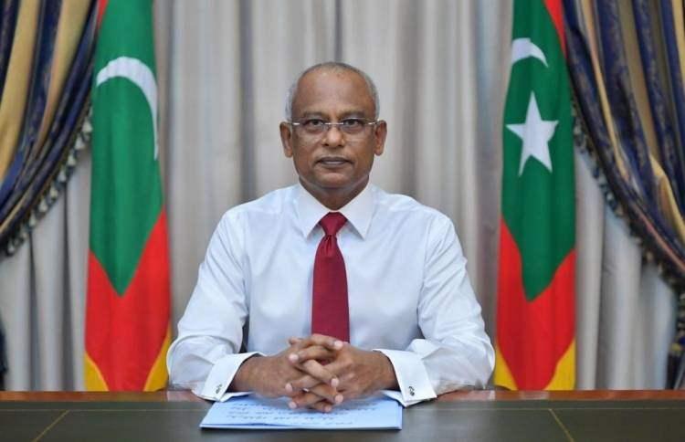 President Solih extends partial reopening of government till June 30