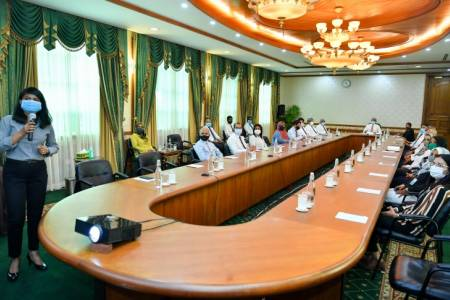 President Solih, Minister Shahid foreign policy priorities