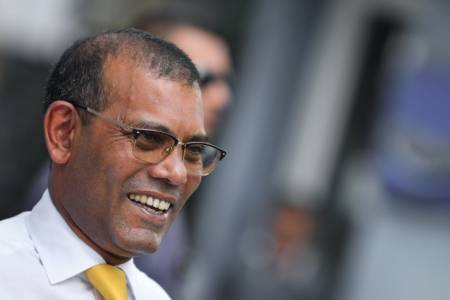 Parliament Speaker Nasheed appointed CVF Ambassador