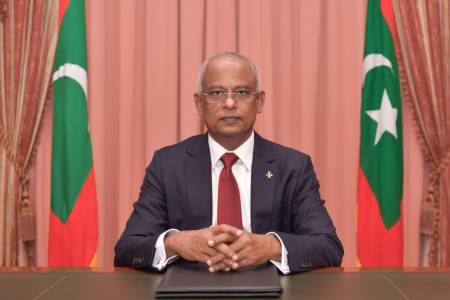 'International aid vital for national resilience efforts' : Pres Solih