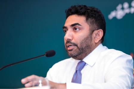 """Alarm bells are ringing; take heed"", warns Maldives Health minister"