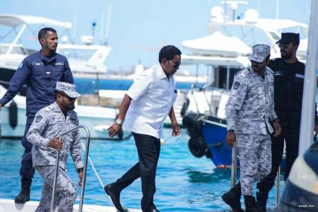 Criminal Court gives order to facilitate meeting between Yameen, lawyers