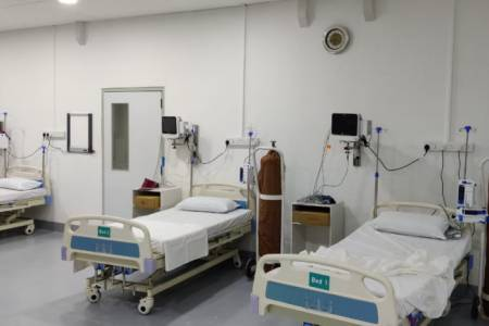Necessary equipment installed at regional medical facilities