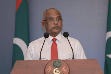Must learn from hardships during trying circumstances, says Maldives pres