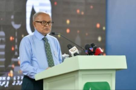 Maldivian insurgents abroad 'not considered jihadists': Gayoom