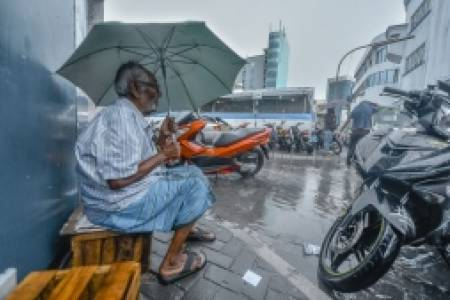 MET forecasts severe weather in Southern Atolls