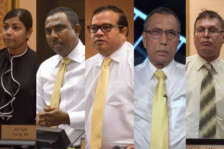 MDP's meeting to choose candidate for speaker, to be held in Dharubaaruge