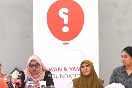 Rilwan, Yameen's families urge parliament to pass commission's bill