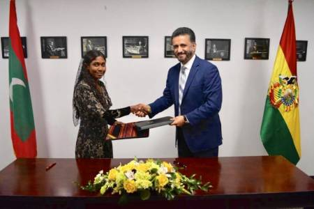Maldives, Bolivia establish diplomatic relations