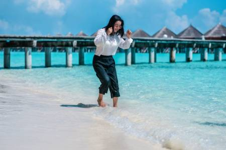 What best suits Chinese visitors to the Maldives?
