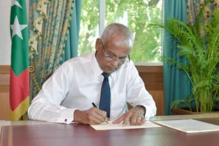 President Solih ratifies Presidential Commissions Bill