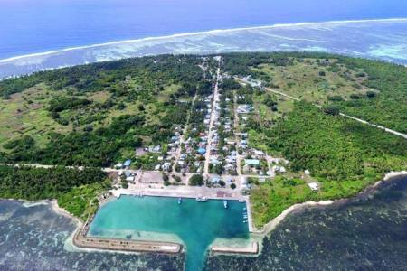 Government to lease land in Vaadhoo for guesthouse development
