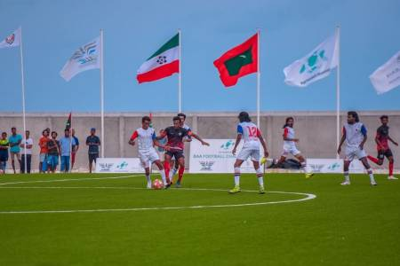 "Four Seasons Landaa Giraavaru launches ""Baa Football Challenge"""