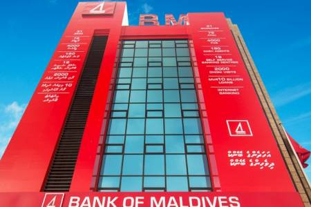 Bank of Maldives reports profits of MVR 724 million