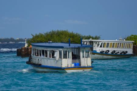 MTCC establishes ferry services in Meemu, Dhaalu Atoll
