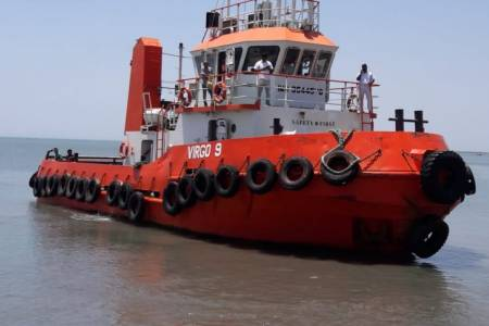 Captain of 'Virgo 9' tug boat under travel ban