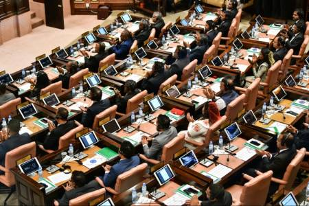 Government moves to amend laws on independent institutions