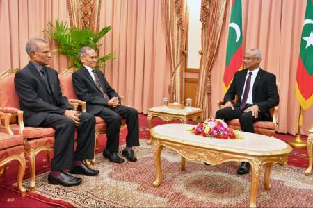President Solih appoints Chancellors to MNU, IUM