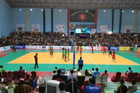 AVC Central Zone: Maldives heads to semi-finals after beating Nepal
