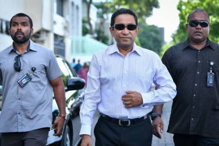 Criminal Court schedules ex-pres Yameen's hearing