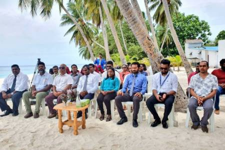 Maldives inaugurates new hydroponics programme in Maalhos