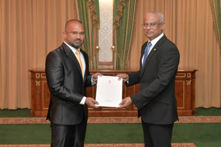 Jinah appointed as Maldives Ambassador to Thailand