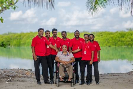 BML donates 60 motorized wheelchairs