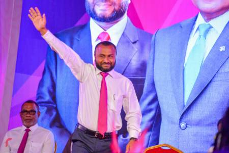 Did former Islamic Minister Dr. Shaheem just threaten Solih's government?