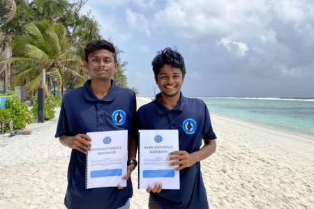 SECRET PARADISE TOURS LAUNCHES A WORK EXPERIENCE PROGRAM FOR MALDIVES STUDENTS