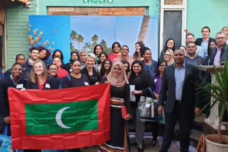 MMPRC begins marketing Maldives in South Africa