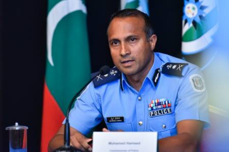 Police reveal Mahibadhoo harbour fire as arson